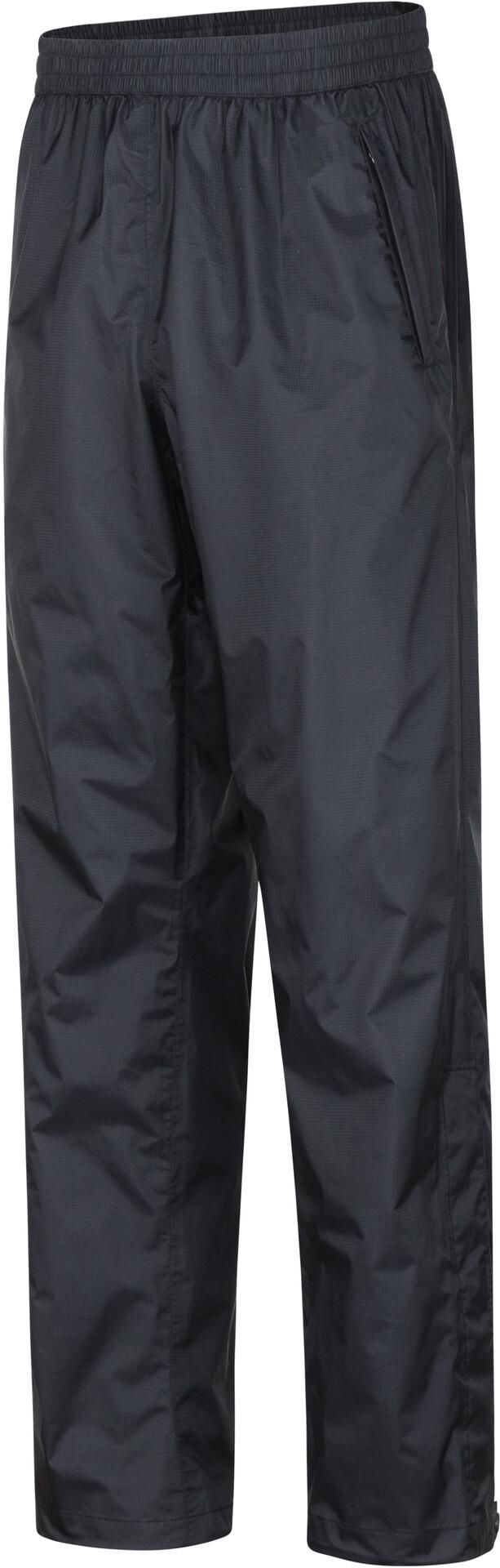 Marmot PreCip Eco Pantaloni lunghi Uomo, black su Addnature koy1k